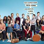 Entretenimento -  Glee é renovada para a quinta e sexta temporada