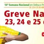 Educação - Brasil: Professores das redes municipal e estadual de todo o país realizarão paralisação de três dias