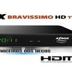 Tecnologia & Ciência - Nova Atualização Azbox Bravissimo Twin Hd 24-04-2013