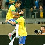 Futebol - Brasil 2 x 2 Chile: cobrança em ritmo de Copa do Mundo