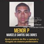 Violência - Polícia oferece R$ 2 mil por traficante que torturou jogador no Rio