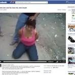 Internet - Facebook mostra vídeo de mulher sendo decapitada e não o retira do ar