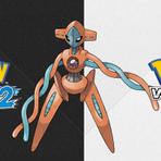 Entretenimento - Games. Evento de distribuição do Pokémon Deoxys