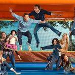 """Entretenimento - NBC renova """"Parenthood"""", """"Grimm"""" e mais três séries"""