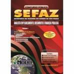 Livros - Concurso SEFAZ SP 2013.Saiu o Edital. Apostila Analista Planejamento.