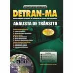 Livros - Aberto do Edital. Concurso 2013 DETRAN Maranhão. Analista de Trânsito.