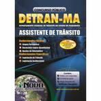Livros - Edital Aberto. Concurso 2013 DETRAN Maranhão para Assistente de Trânsito