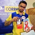 Saúde - Correios lançam campanha de prevenção à aids