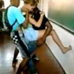 E, numa sala de aula