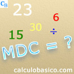 Como calcular o máximo divisor comum - parte 2
