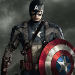 Entretenimento - Ferreiro do Man at Arms faz escudo do Capitão América