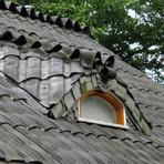 Meio ambiente - Telhados feitos de pneus