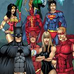 Entretenimento - Você conhece a Liga da Justiça?