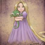 Entretenimento - Princesas Disney Crianças
