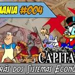 Podcasts - Monomania #004 – Por trás dos Sistemas Econômicos