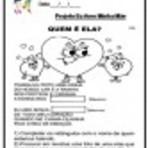 Educação - Projeto para o dia das mães - Lembrancinhas e atividades!!!