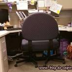 Conforto para trabalhar