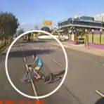 Opinião e Notícias - Vídeo mostra o momento em que menino é atropelado por um ônibus no Rio