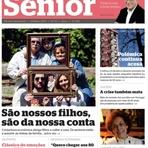Portugal - Jornal para maiores de 60 anos chegou às bancas