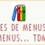 Tutoriais -  modelo de menu horizontal para blogger: