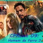 Podcasts - CPRcast 09: Homem de Ferro 3