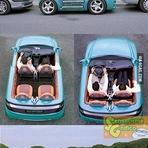 Um carro útil para as horas de estacionar em vagas impossíveis