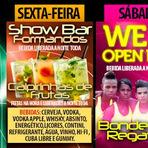 Entretenimento - SÁBADO - 18 DE MAIO - 23HS WE LOVE OPEN BAR - SHOW BONDE DAS REGATAS + LISTA AMIGA
