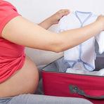 Saúde - Rumo à maternidade: veja o que levar na mala do bebê e na sua