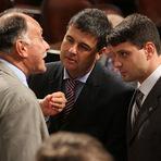 Opinião e Notícias - Governador Sérgio Cabral sanciona lei de Bernardo Rossi para expandir oferta de gás natural comprimido ao interior do Es
