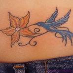 Entretenimento - Imagens de Tatuagens de Beija Flor