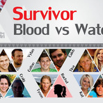 Entretenimento - Survivor: Blood vs Water Cast