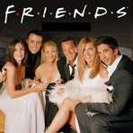 "Entretenimento - NBC confirma a volta do seriado ""Friends"""