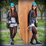 Moda & Beleza - Looks para se inspirar durante a semana