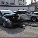 Automóveis - Teste de colisão de carros