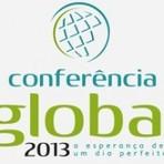 Podcasts - Conferência Global 2013 terá Aline Barros, Myles Munroe e Lucinho Barreto