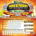 Entretenimento - Resultado do 2º sorteio da Tele Sena de São João 2013