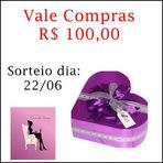 Promoções - Sorteio - Vale Compras R$100