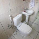 Meio ambiente - Novo vaso sanitário sustentável economiza água