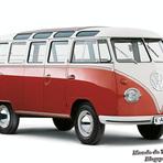 Automóveis - A Historia da Volkswagen Kombi.