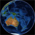 Educação - Deve dizer-se OCEÂNIA ou OCEANIA?