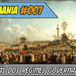 Podcasts - Monomania #007 - Por trás dos regimes governamentais