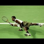 Esportes - Gael Monfils, um estilo próprio e irreverente de jogar tênis