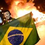 Opinião - Depoimento emocionado de quem participou da manifestação do Rio