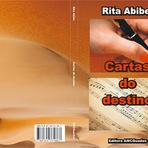Livros - Cartas do destino - Romance - Escritora : Rita Abibe-