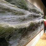 Pintura - Ilusão incrível do mar Ran Ortner