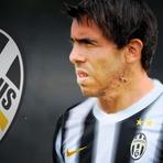 Futebol - Carlitos Tévez assina com a Juventus (ITA) com contrato de 3 anos !