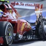 Fórmula 1 - Massa admite boicote a GP da Alemanha após problemas de pneus