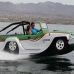 """Automóveis - """"Panther"""", o carro anfíbio mais rápido do mundo"""