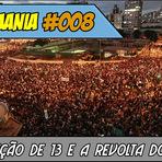 Podcasts - Monomania #008 - A revolução de 13 e a revolta do vinagre