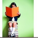Livros - Ler traz felicidade